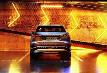 Audi Q4 e-tron y Q4 e-tron Sportback revelados