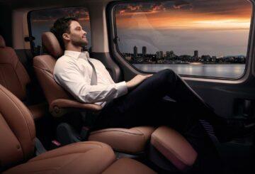 Hyundai Staria 'crucero' transportador de personas a la venta en Australia en 2021