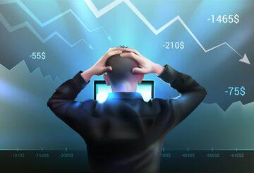 Corrección severa para el mercado de las criptomonedas.