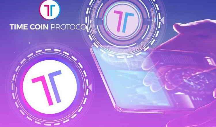 TimeCoin (TMCN), los tokens más vendidos para un proyecto NFT y DeFi