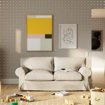 La nueva y elegante aplicación AR de IKEA te permite diseñar habitaciones enteras