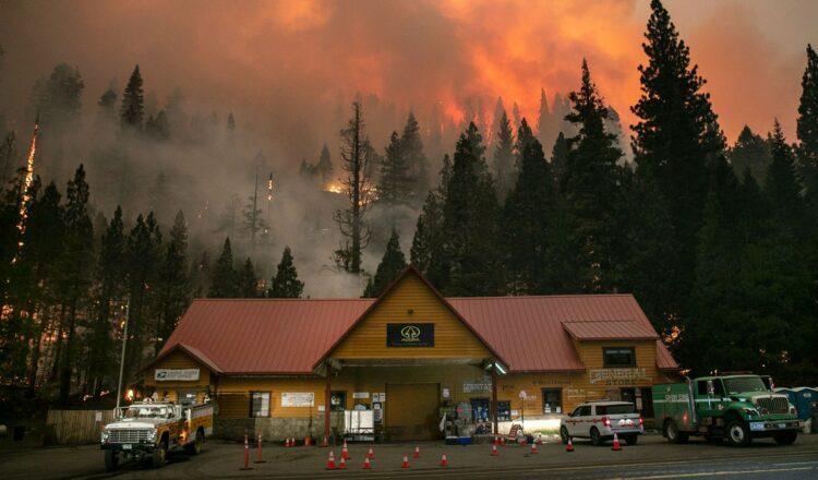 ¿Qué es el 'clima de fuego' y por qué empeora?