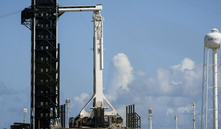 Cómo ver el lanzamiento de SpaceX Inspiration4