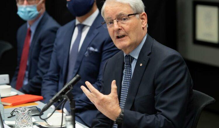El ministro de Relaciones Exteriores de Canadá dice que los ojos están bien abiertos cuando se trata de normalizar los lazos con China