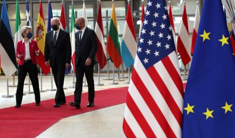 La UE dice que el consejo de comercio y tecnología de EE. UU. Aumentará su influencia y establecerá reglas para el siglo XXI