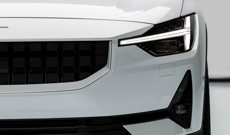 Detalles de Polestar 2 Australian: características de seguridad opcionales para Volvo eléctrico