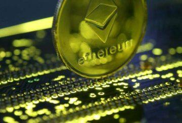 El hundimiento de la minería de Ethereum toma el precio de ETH