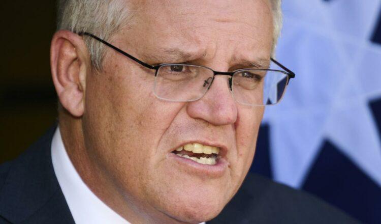 Objetivo de cambio climático de Scott Morrison;  Los nacionales tienen que despedirse el domingo
