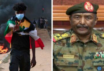 Golpe de Estado en Sudán: primer ministro arrestado, general toma el poder, estallan protestas
