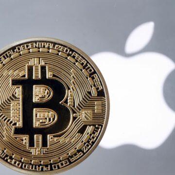 La criptomoneda supera la capitalización de Apple