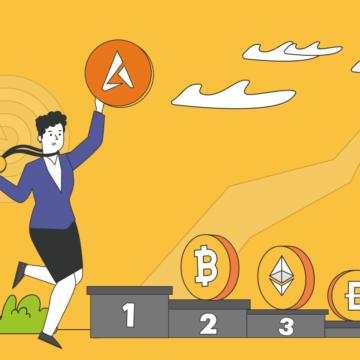 Esta criptografía se eleva más alto que Bitcoin y Ethereum