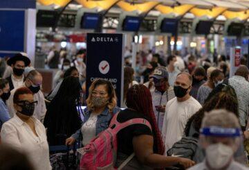 Biden dice que Estados Unidos 'lidiará' con la violencia en los aviones