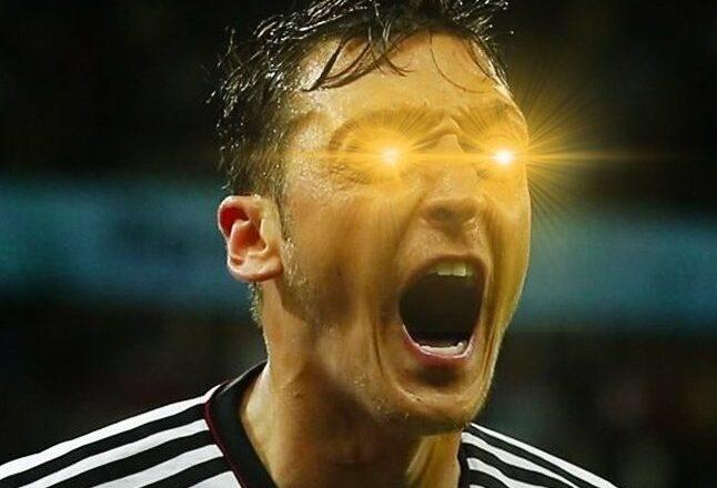 Mesut Ozil: ¡Un gran fanático de las criptomonedas!  la adopción de atletas continúa ...