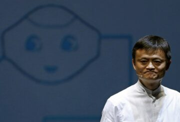 Jack Ma, founder and executive chairman of China