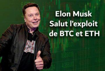 ¿Elon Musk se ha apoderado de su espíritu?  ¡Saluda el logro de Bitcoin y Ethereum!