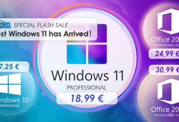 Windows 11 está aquí y estas promociones de GoDeal24 le permiten obtenerlo ahora al mejor precio