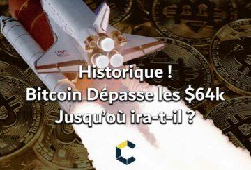 ¡Historia!  ¡El precio de Bitcoin supera los $ 66,000!