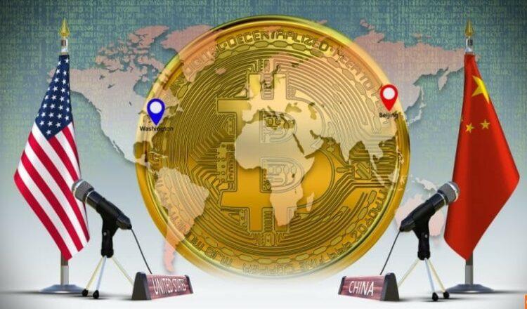 Minería de Bitcoin: Estados Unidos toma la delantera